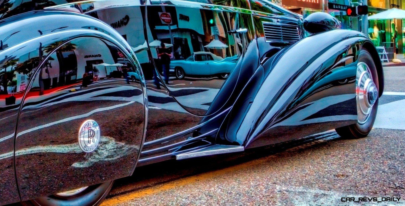 Iconic Classic - 1925/34 Rolls-Royce Phantom I - Round ...