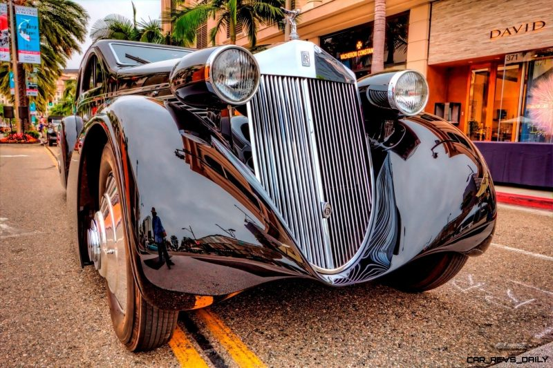 Steve Sexton Photographs the 1925-34 Rolls-Royce Phantom I Round Door Aero Coupe 4a1