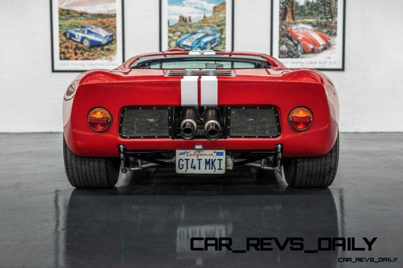 Superformance Ford GT40 Showcase 13