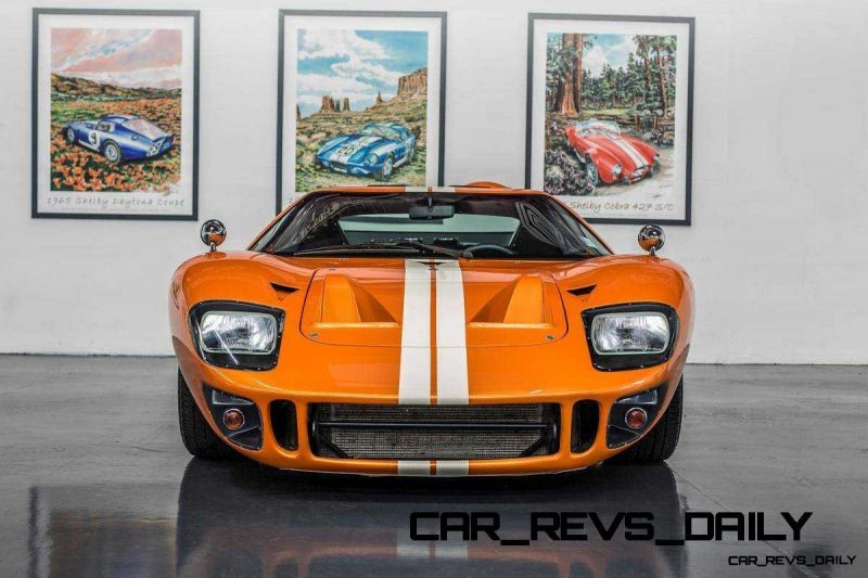 Superformance Ford GT40 Showcase 14