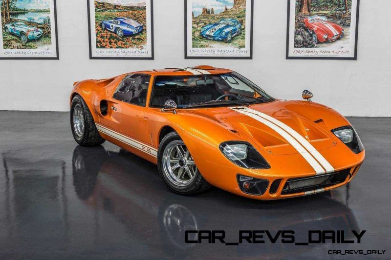Superformance Ford GT40 Showcase 15