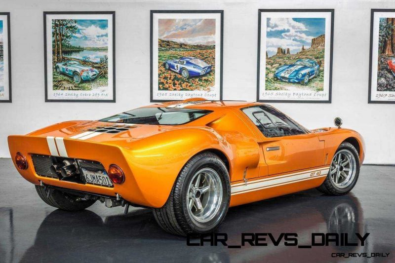Superformance Ford GT40 Showcase 20