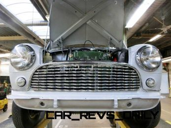 Timelapse Video 1961 Mini Drops 54 Years At Past Future