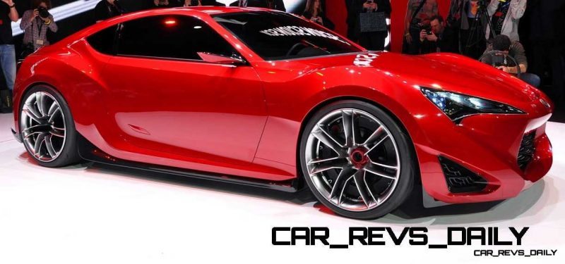 Toyota Supra Past and Future 2015 Supra Renderings 1