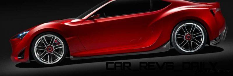 Toyota Supra Past and Future 2015 Supra Renderings 31