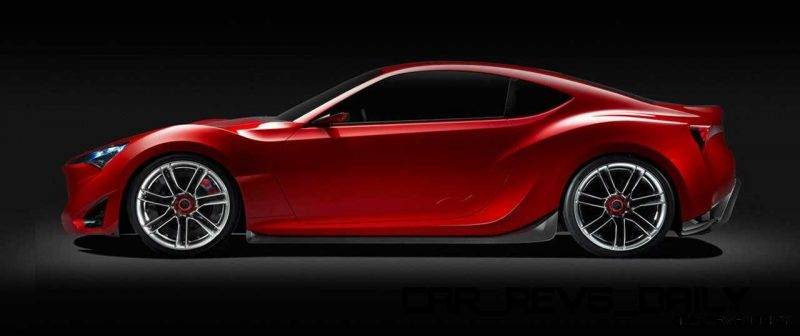 Toyota Supra Past and Future 2015 Supra Renderings 35