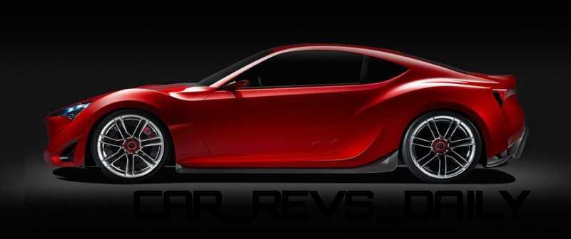 Toyota Supra Past and Future 2015 Supra Renderings 35