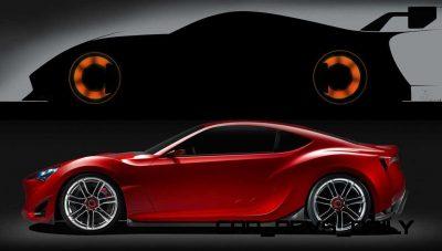 Toyota Supra Past and Future 2015 Supra Renderings 36