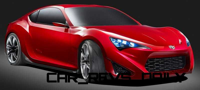 Toyota Supra Past and Future 2015 Supra Renderings 37