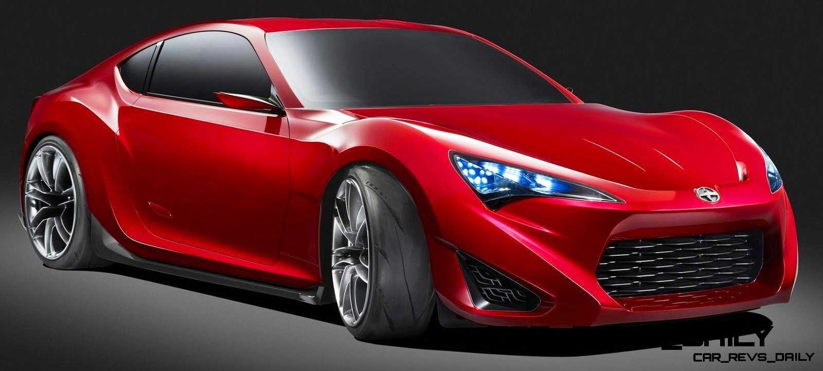 Toyota Supra Past and Future 2015 Supra Renderings 37