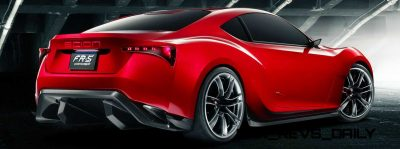 Toyota Supra Past and Future 2015 Supra Renderings 41
