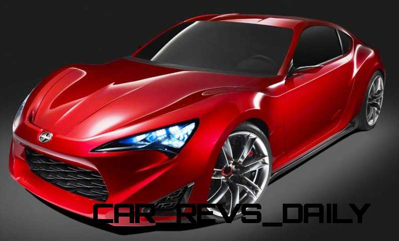 Toyota Supra Past and Future 2015 Supra Renderings 42