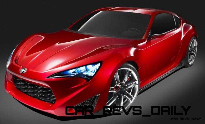 Toyota Supra Past and Future 2015 Supra Renderings 42