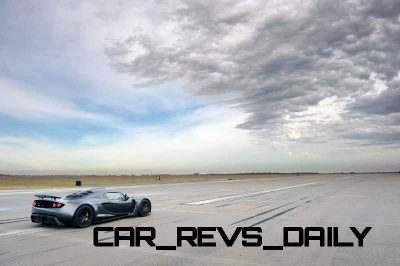Venom GT Guinness World Record Fastest Car 10