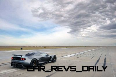 Venom GT Guinness World Record Fastest Car 11
