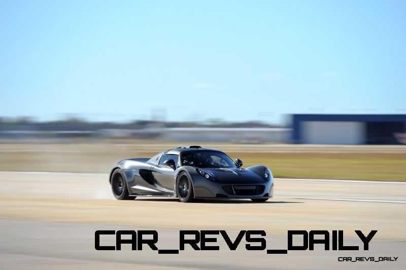 Venom GT Guinness World Record Fastest Car 17
