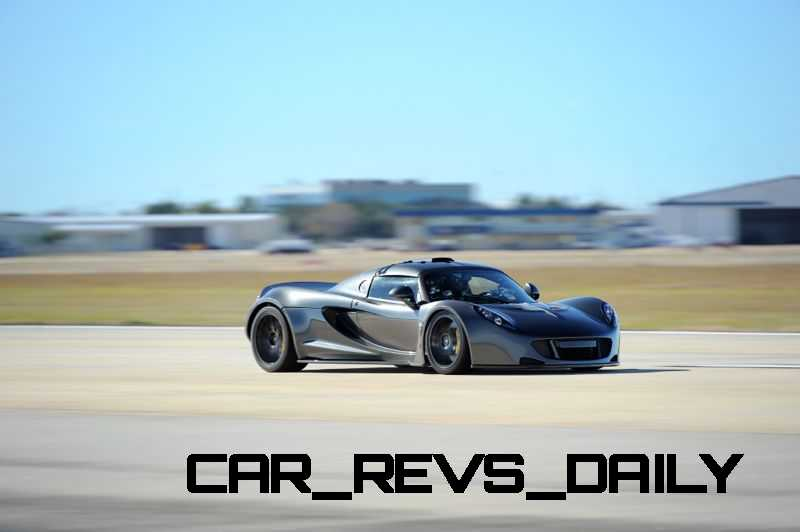 Venom GT Guinness World Record Fastest Car 18