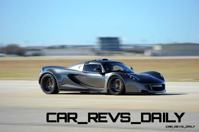 Venom GT Guinness World Record Fastest Car 19