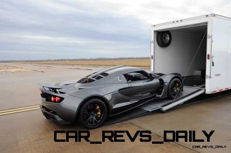 Venom GT Guinness World Record Fastest Car 2