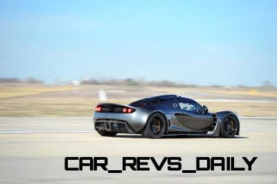 Venom GT Guinness World Record Fastest Car 20