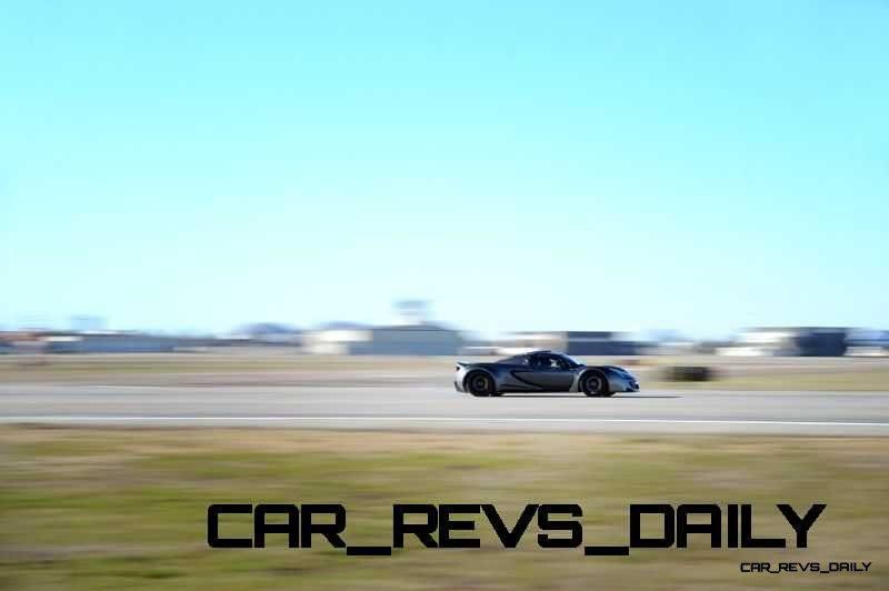 Venom GT Guinness World Record Fastest Car 23