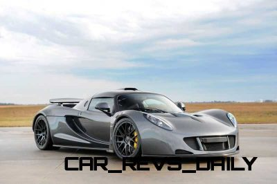 Venom GT Guinness World Record Fastest Car 3