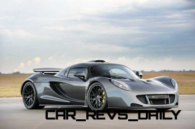 Venom GT Guinness World Record Fastest Car 4