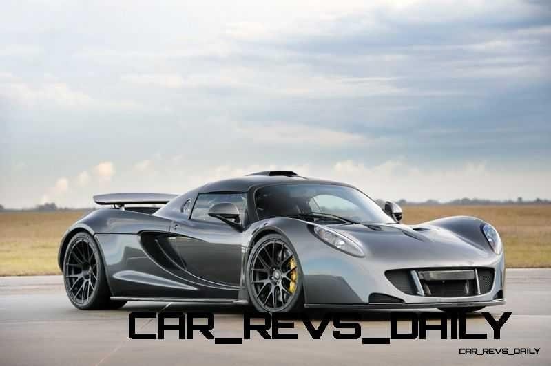 Venom GT Guinness World Record Fastest Car 4