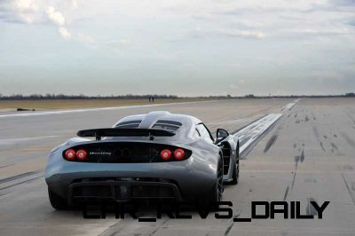Venom GT Guinness World Record Fastest Car 5