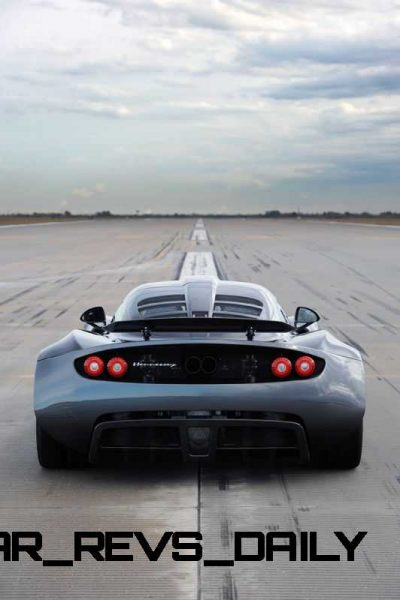 Venom GT Guinness World Record Fastest Car 6
