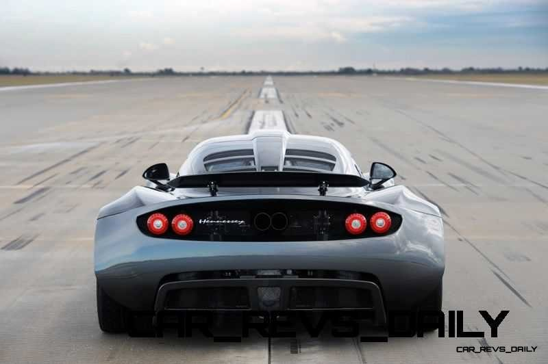 Venom GT Guinness World Record Fastest Car 7