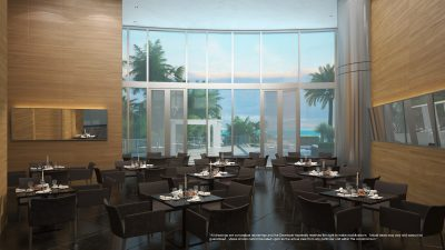 Watch Sharks From Your 50th-Floor Balcony Pool - Porsche Design Tower Miami 54