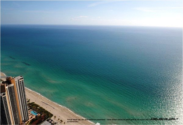 Watch Sharks From Your 50th-Floor Balcony Pool - Porsche Design Tower Miami 62