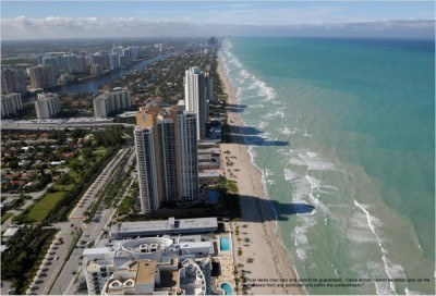 Watch Sharks From Your 50th-Floor Balcony Pool - Porsche Design Tower Miami 64