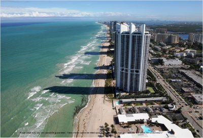 Watch Sharks From Your 50th-Floor Balcony Pool - Porsche Design Tower Miami 67