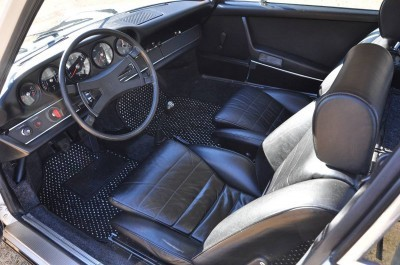 White 1972 Porsche 911S for sale in Raleigh NC 14