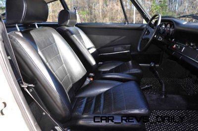White 1972 Porsche 911S for sale in Raleigh NC 20