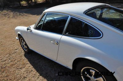White 1972 Porsche 911S for sale in Raleigh NC 27