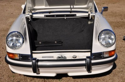 White 1972 Porsche 911S for sale in Raleigh NC 34