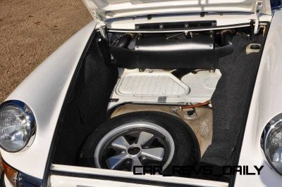 White 1972 Porsche 911S for sale in Raleigh NC 38