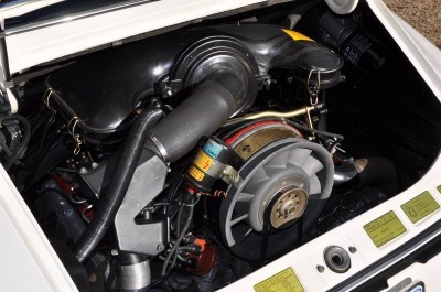 White 1972 Porsche 911S for sale in Raleigh NC 43