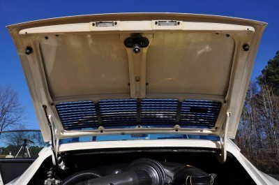 White 1972 Porsche 911S for sale in Raleigh NC 44
