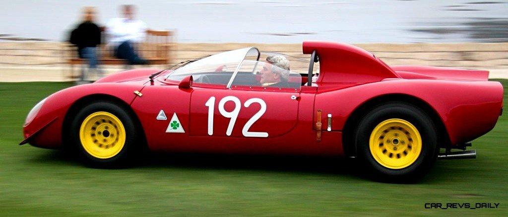 Racing Icons Series 1968 Alfa Romeo T33 2 Daytona
