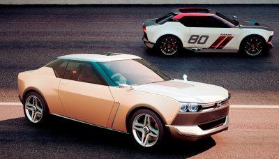 Nissan presenta sus vehículos concepto IDx Freeflow e IDx NISMO