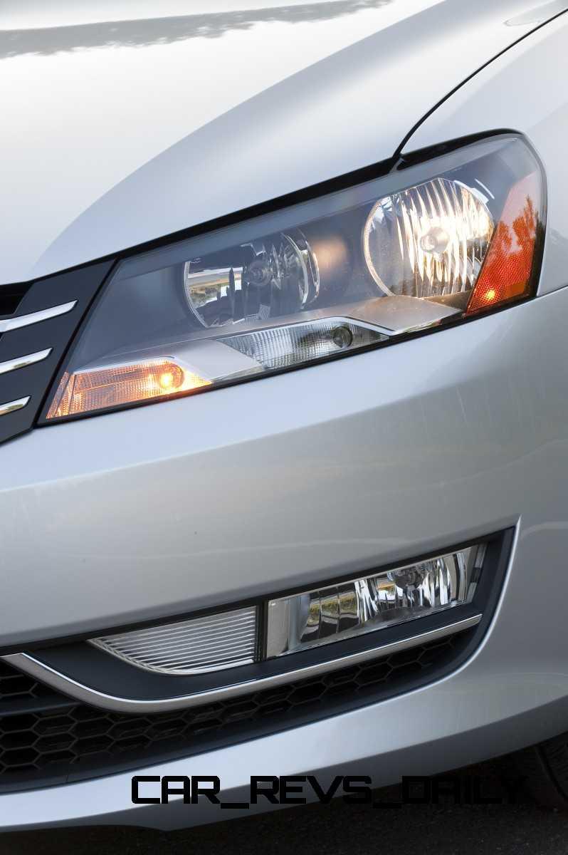 2012 Volkswagen Passat 3.6SE
