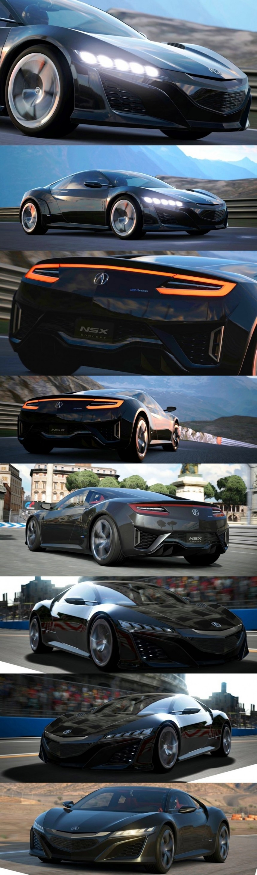 Acura NSX (Concept) Makes Thrilling Track Debut in Gran Turismo 6 Acura NSX (Concept) Makes Thrilling Track Debut in Gran Turismo 6 Acura NSX (Concept) Makes Thrilling Track Debut in Gran Turismo 6 Acura NSX (Concept) Makes Thrilling Track Debut in Gran Turismo 6 Acura NSX (Concept) Makes Thrilling Track Debut in Gran Turismo 6
