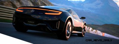 Gran Turismo®6 Acura NSX Concept