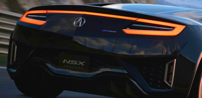 Acura NSX (Concept) Makes Thrilling Track Debut in Gran Turismo 6 Acura NSX (Concept) Makes Thrilling Track Debut in Gran Turismo 6 Acura NSX (Concept) Makes Thrilling Track Debut in Gran Turismo 6