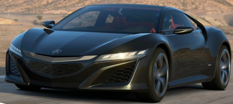 Acura NSX (Concept) Makes Thrilling Track Debut in Gran Turismo 6 Acura NSX (Concept) Makes Thrilling Track Debut in Gran Turismo 6 Acura NSX (Concept) Makes Thrilling Track Debut in Gran Turismo 6 Acura NSX (Concept) Makes Thrilling Track Debut in Gran Turismo 6