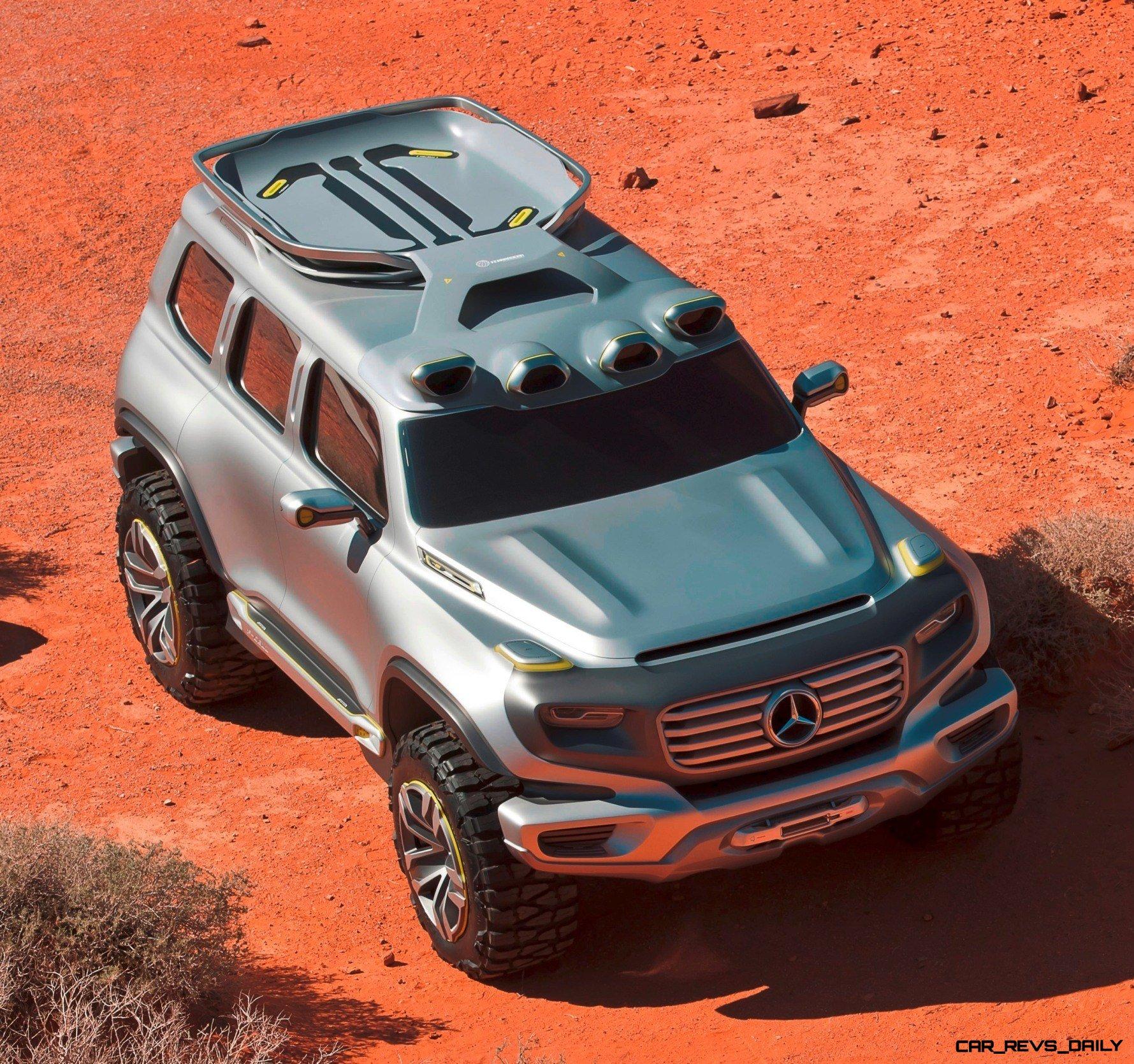 Concept Flashback: 2012 Mercedes-Benz Ener-G-Force Is